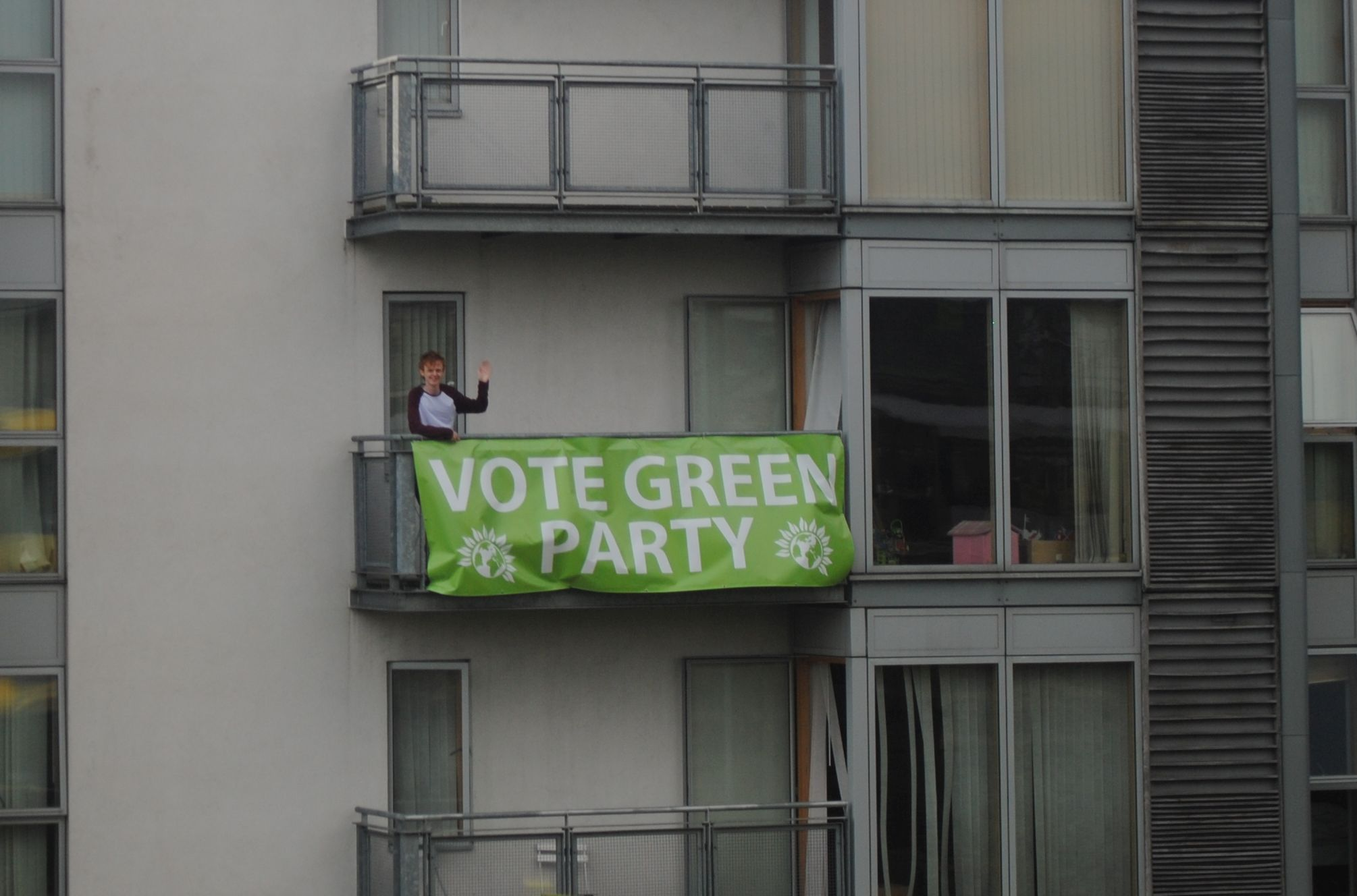 North West Green Party | Manchester comedian stands up for ...